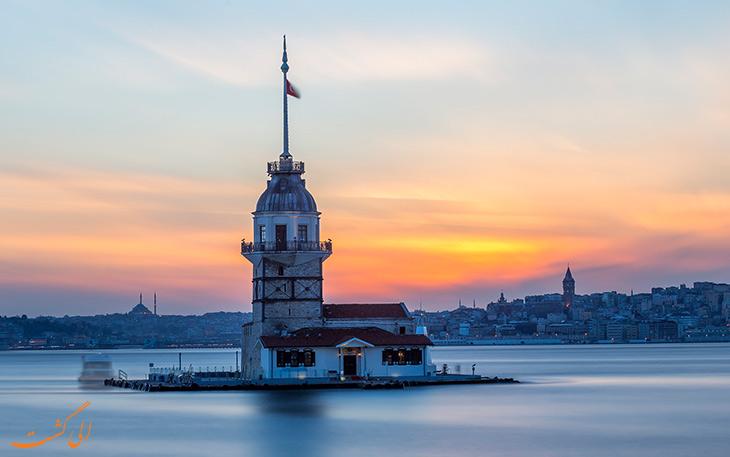 سفرنامه الی گشت به استانبول