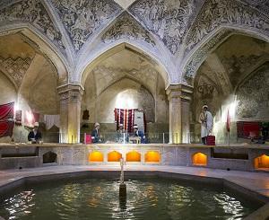حمام وکیل شیراز - الی گشت