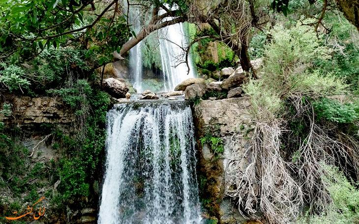 آبشار تنگ تامرادی یاسوج