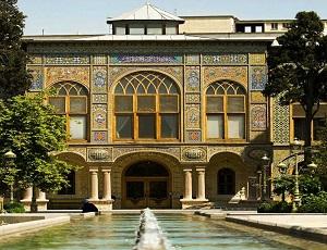 کاخ گلستان - الی گشت