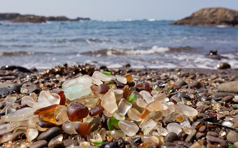 ساحل شیشه ای ژاپن