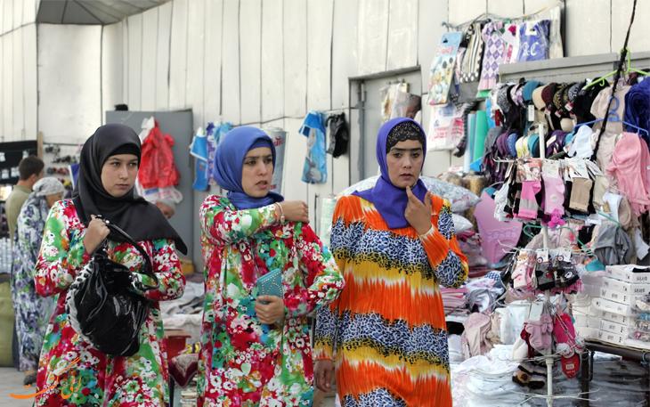 مد لباس در تاجیکستان