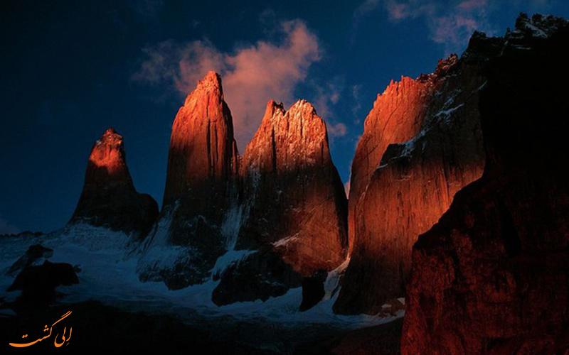 باشکوه ترین صخره های جهان