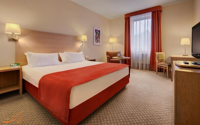 هتل 4 ستاره هالیدی این مسکو