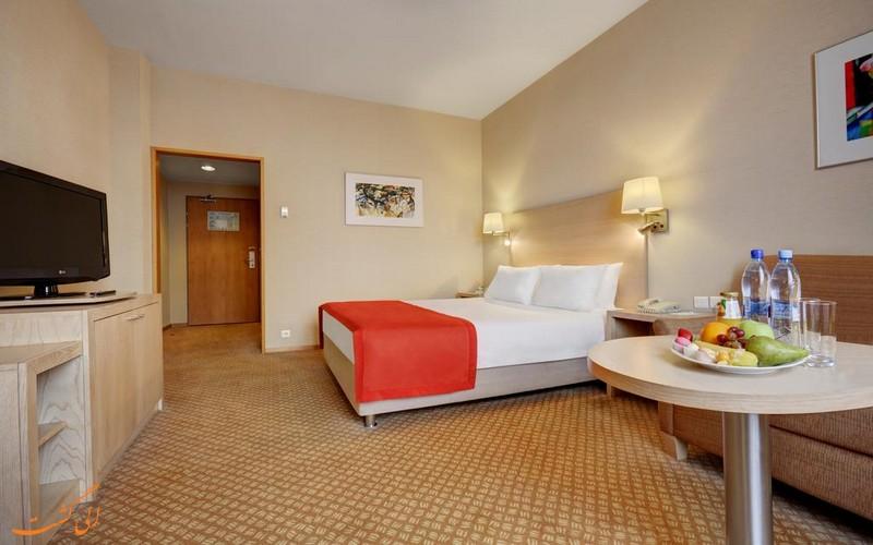 هتل 4 ستاره هالیدی مسکو