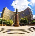 معرفی هتل ۳ ستاره کاسماس در مسکو