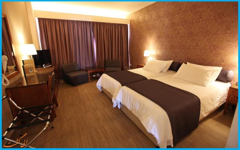 هتل پوسیدونیا در لیماسل