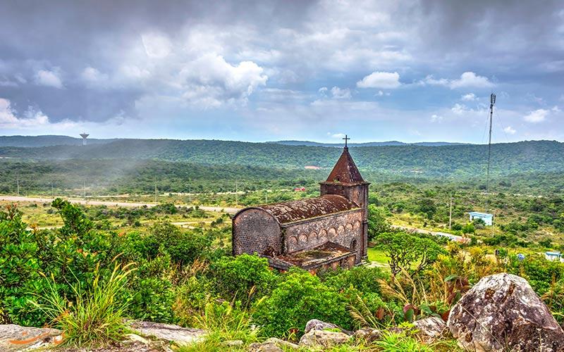 کوه بوکور، کامپوت