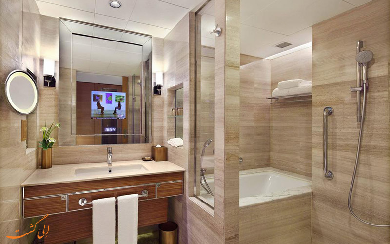 هتل کری پکن | حمام