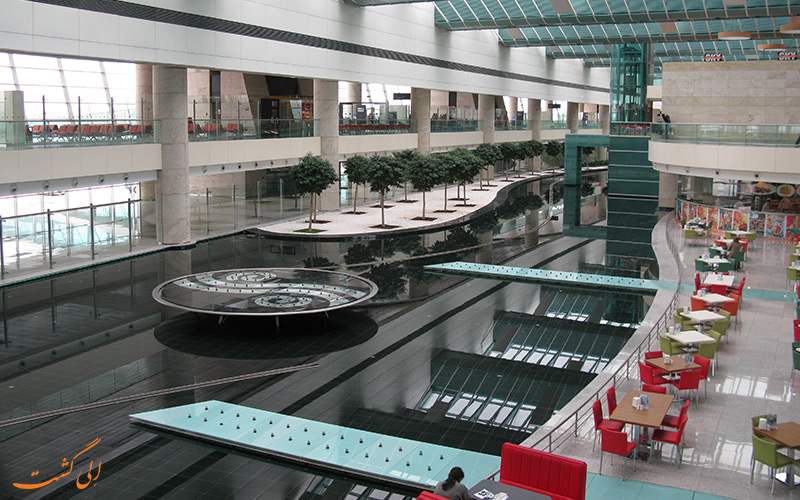 آشنایی با فرودگاه بینالمللی اسن بوغا