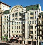 معرفی هتل ۴ ستاره ماریوت تورسکیا در مسکو