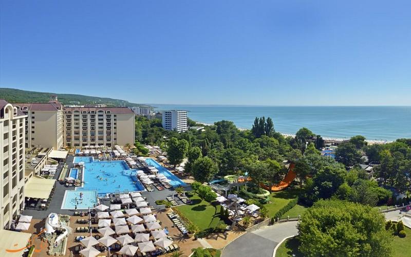 هتل 5 ستاره ملیا گراند هرمیتیج