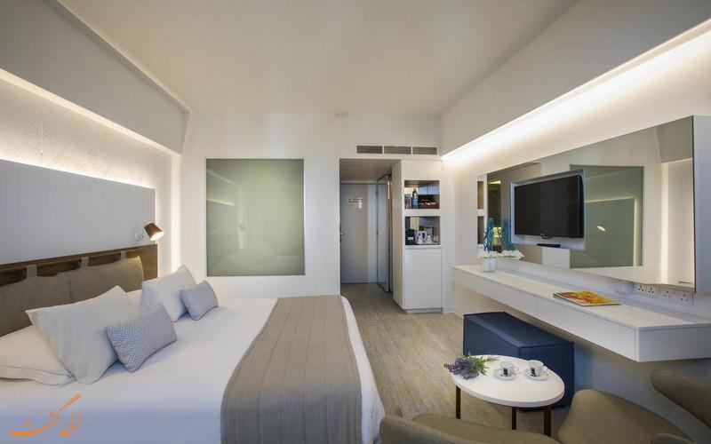 هتل 4 ستاره لردس بیچ لارناکا