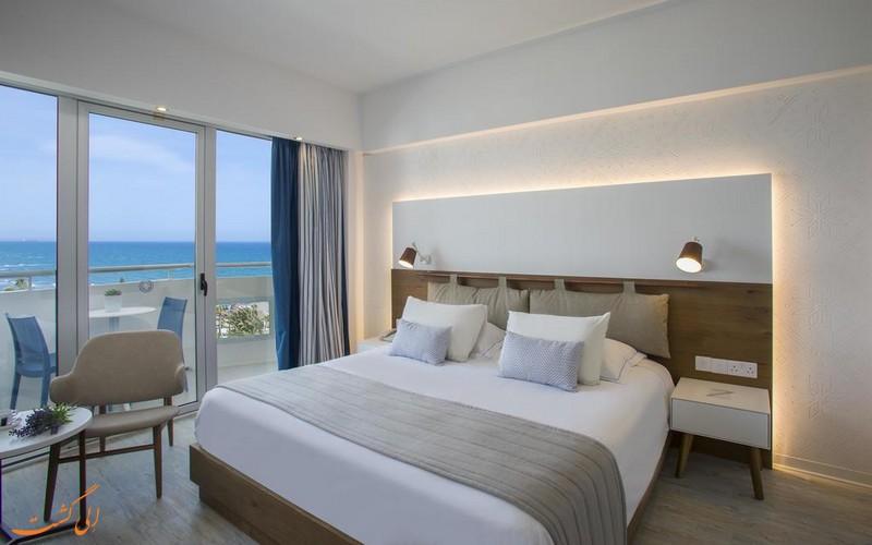 هتل 4 ستاره لردس بیچ در لارناکا