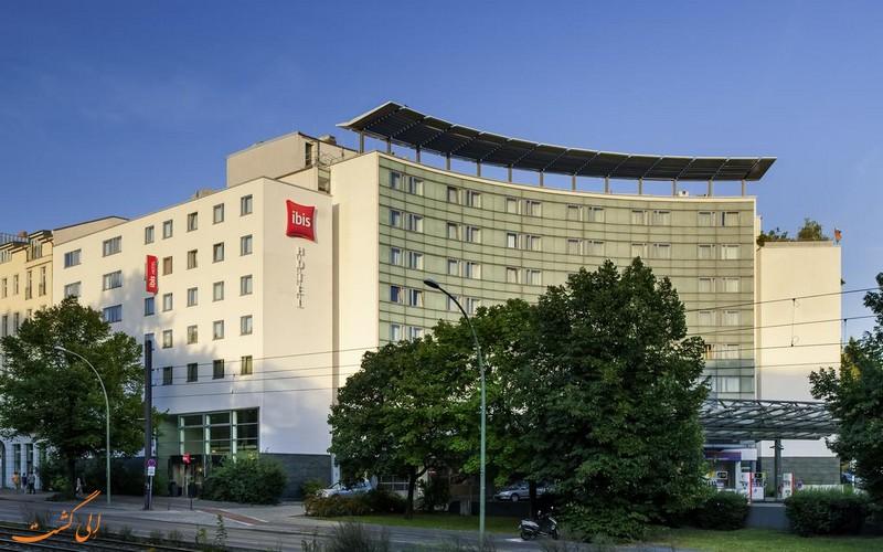 هتل 4 ستاره ایبیس برلین میته