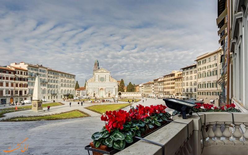هتل رم فلورانس
