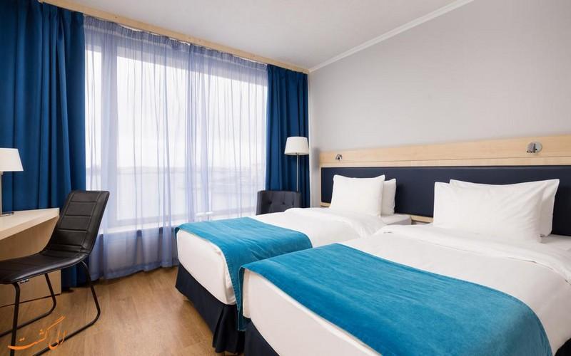 هتل 4 ستاره سنت پترزبورگ در روسیه