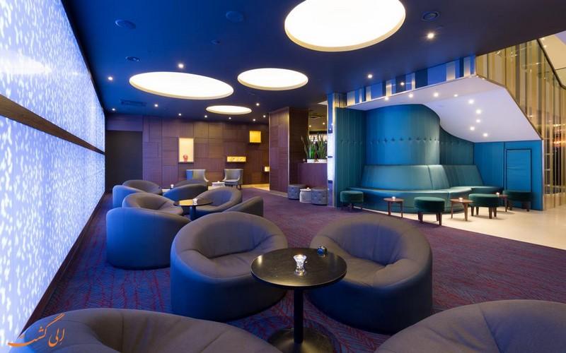 هتل سنت پترزبورگ روسیه
