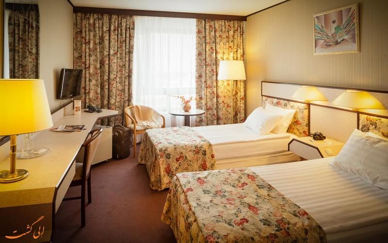 هتل کاسماس در مسکو