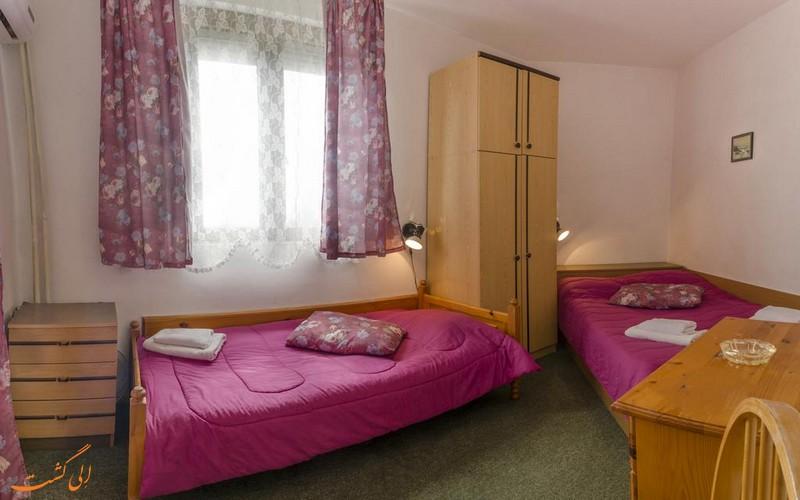 هتل پرلا وارنا در بلغارستان