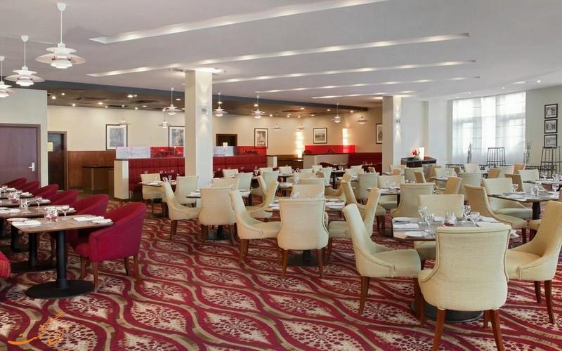 هتل 4 ستاره هالیدی در مسکو