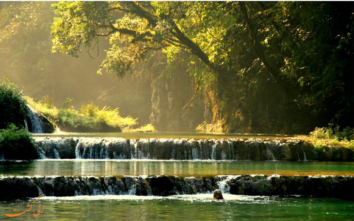پارک ملی لانگوس ماران هنس