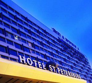 هتل سنت پترزبورگ در روسیه
