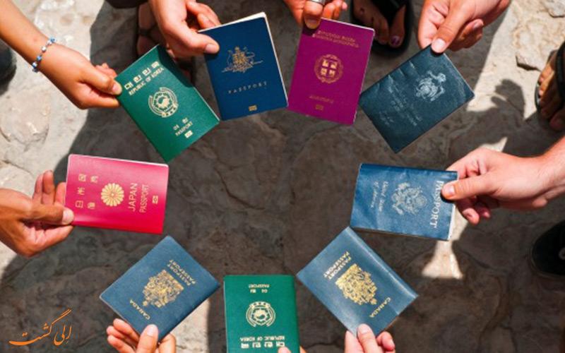 معتبرترین پاسپورت جهان