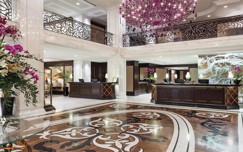 هتل بالسچوگ کمپینسکی مسکو