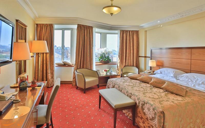 هتل گلدن رینگ در مسکو