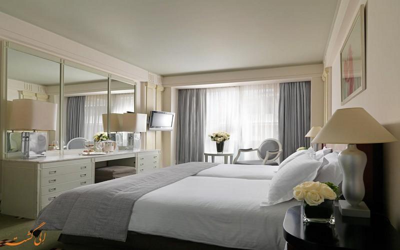 هتل 5 ستاره انجیوی آتن پلازا