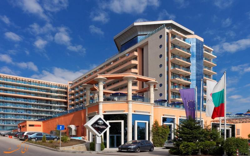 هتل استرا در وارنا