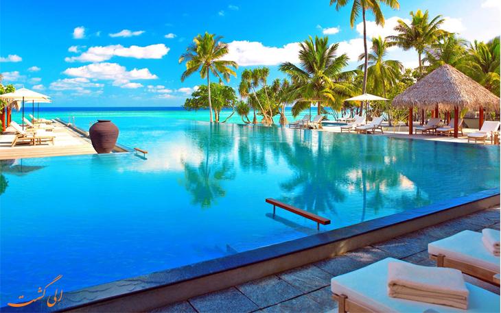 جزایر زیبای مالدیو