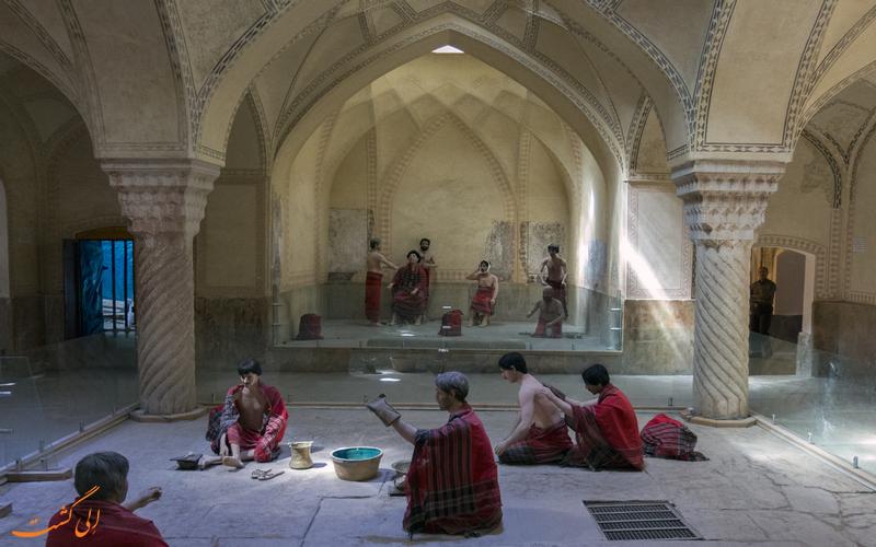 گرمابه وکیل شیراز