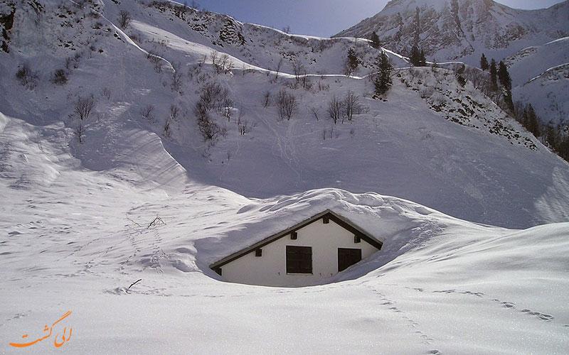کوه دیاتلو پس