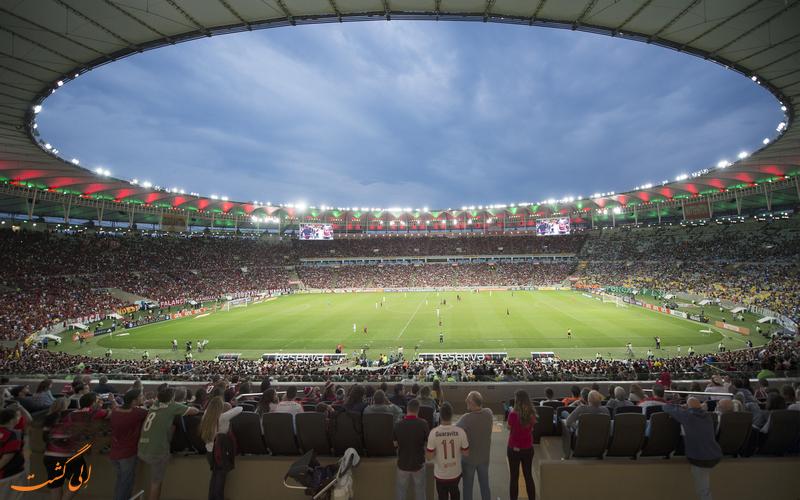 پر تماشاگر ترین استادیوم دنیا