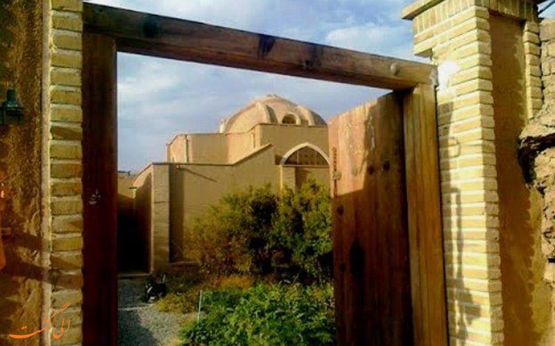 خانه ملاصدرا در قم