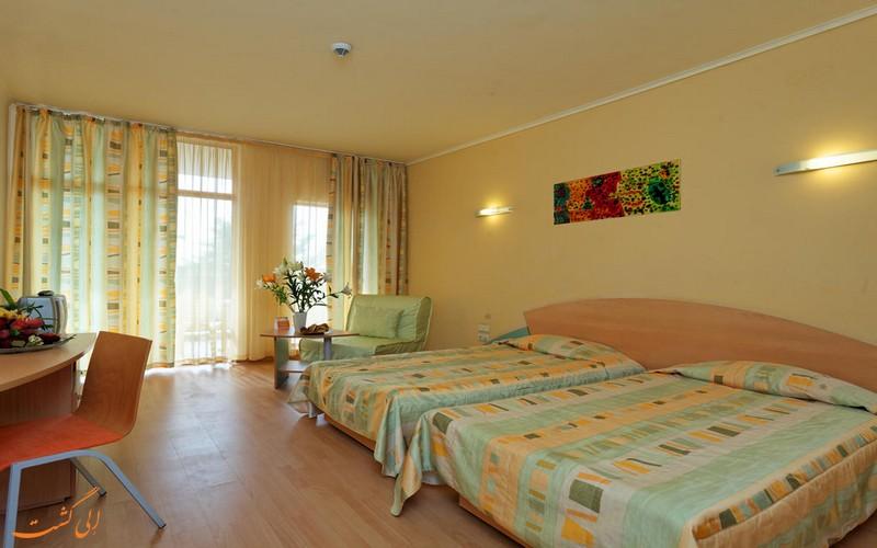 هتل 4 ستاره اطلس در وارنا