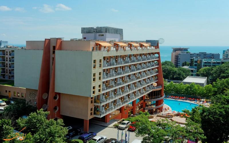هتل 4 ستاره اطلس در وارنا بلغارستان