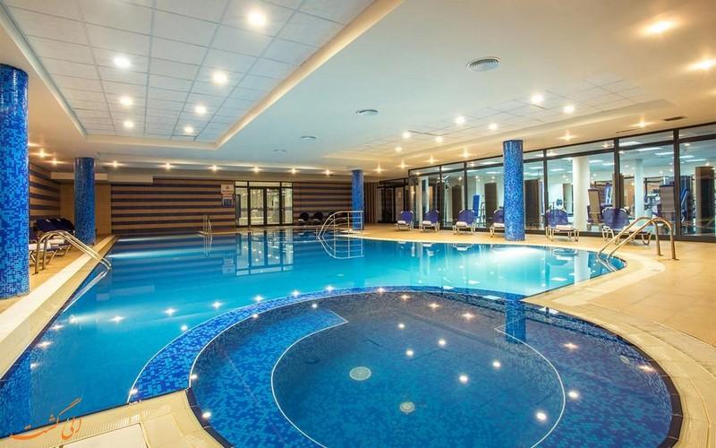 هتل 4 ستاره استرا در وارنا