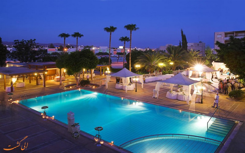 هتل آژاکس در لیماسل
