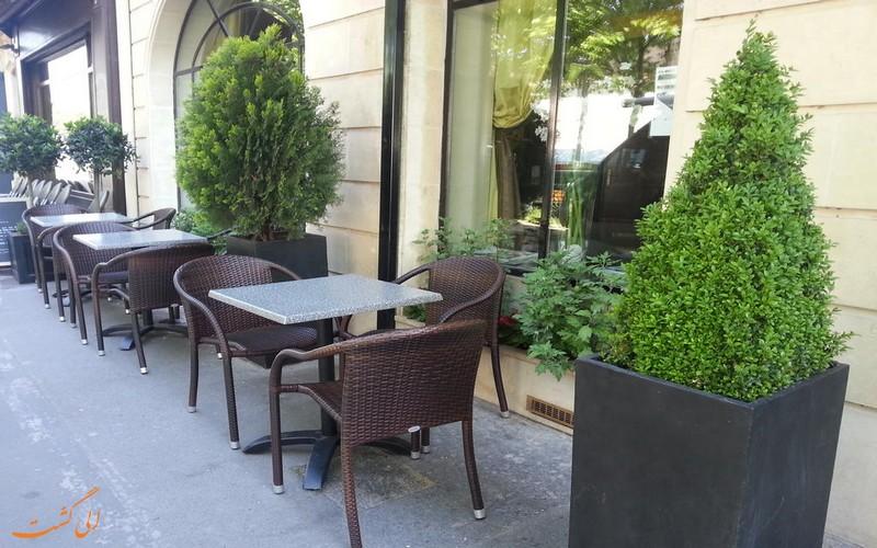 هتل دربی ایفل در پاریس