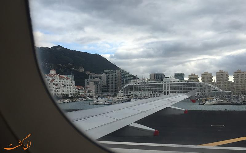 امکانات فرودگاه اراک