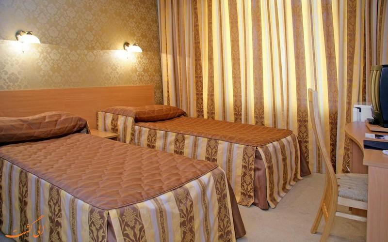 هتل شرستون در مسکو