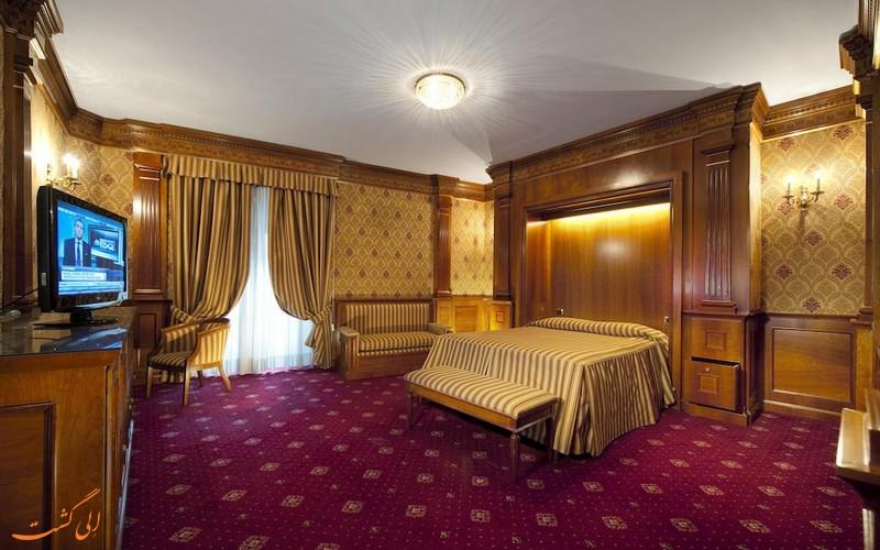هتل امبسیتوری پالاس