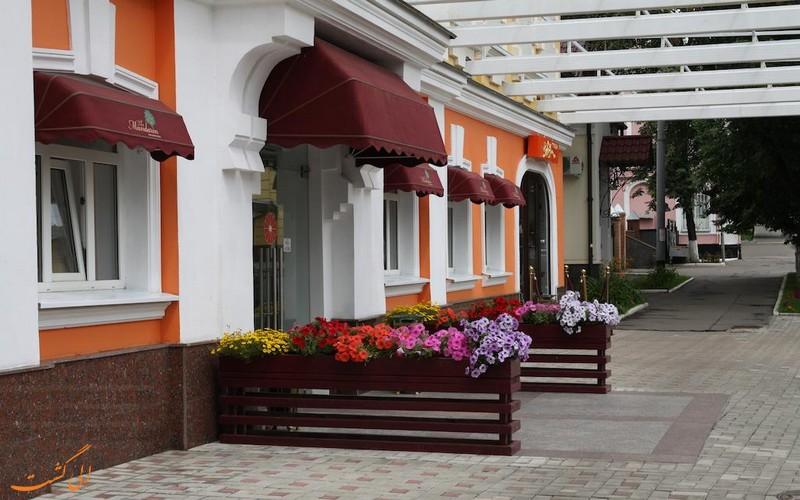 هتل مندرین رزیدنس در مسکو