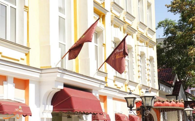 هتل مندرین رزیدنس مسکو