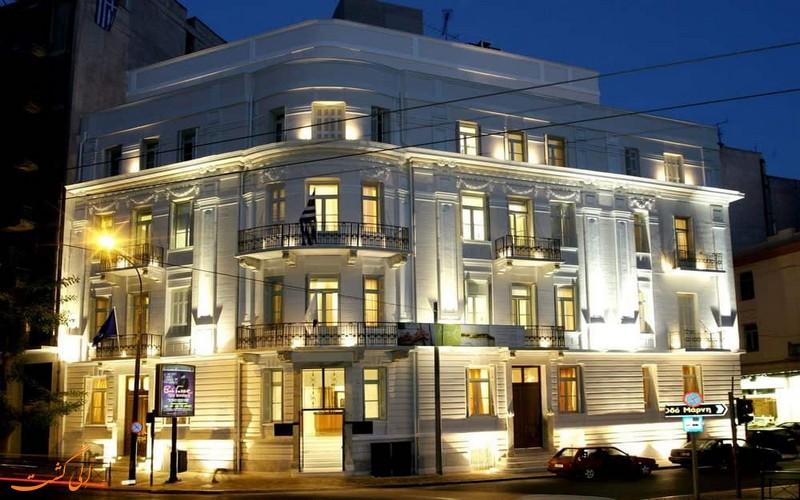 هتل آرت آتن