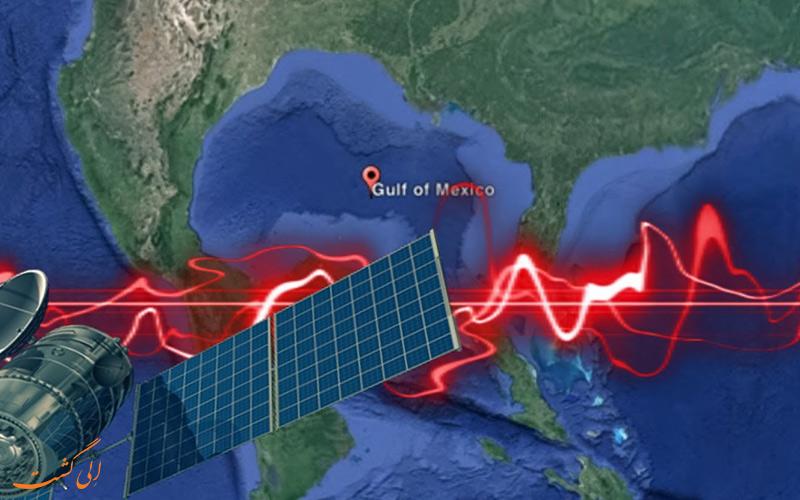 صدایی که منبع ان دریای کارائیب است