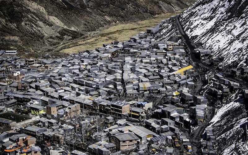 لا رینکونادا، مرتفع ترین شهر دنیا